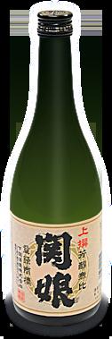 下関の地酒「関娘」
